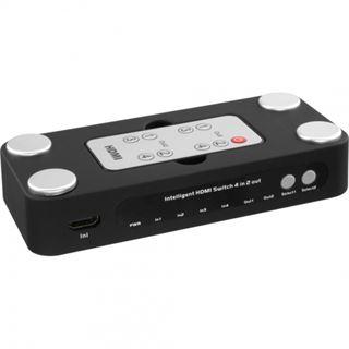 InLine 57824I 4-fach HDMI-Matrix-Switch 4x2