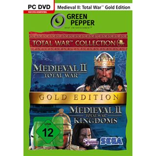 Sega Medieval 2 Gold-Edition (PC)