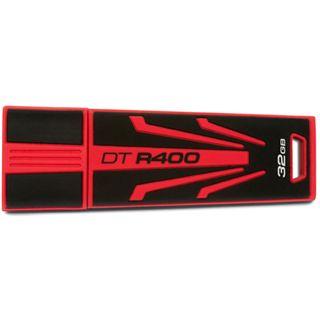 32 GB Kingston DataTraveler R400 rot/schwarz USB 2.0