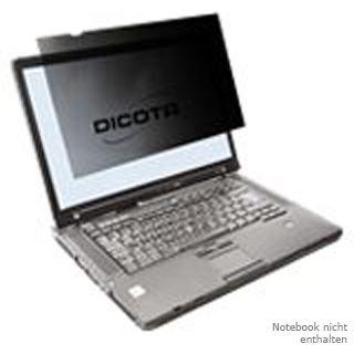 Dicota Secret 35,6 cm 14 Zoll Blickschutzfilter - Blend- und