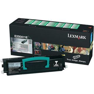 Lexmark Reman-Druckkassette E250 E35x 3.500Seiten E250d E250dn E350d