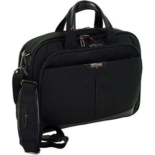 "Samsonite Pro-DLX³ Laptop Briefcase M 16"", schwarz"