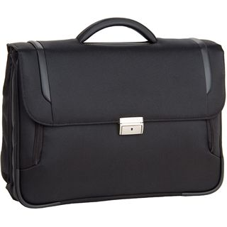 "Samsonite X?Blade Briefcase 3 Gusset16"" Lighter, schwarz"