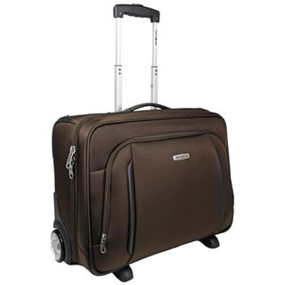 "Samsonite X?Blade Wheeled Tote 17.3"" Lighter, braun"