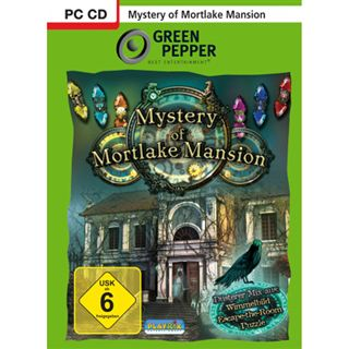 AK Tronic Mystery of Mortlake Mansion 12 (PC)