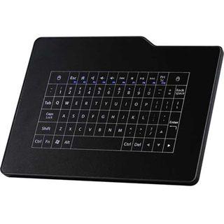 Perixx Touchpad für Notebooks, PERIPAD-701, schwarz