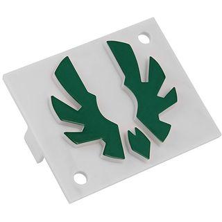 BitFenix Badge grün Logo für Shinobi (BFC-SNB-150-GLOG-SP)