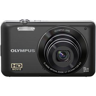 Olympus VG-120 Digitalkamera schwarz