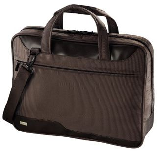 Hama Notebook-Tasche Nantes, Displaygrößen bis 40 cm (15,6), Braun ,