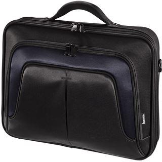 Hama Notebook-Tasche Dallas, Displaygrößen bis 36 cm (14,1), Schwarz/Blau