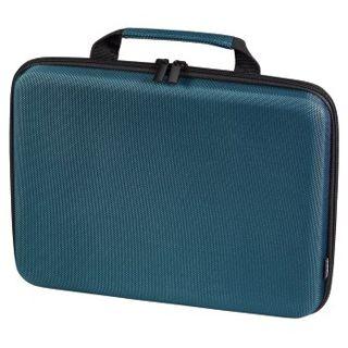 Hama Notebook-Hardcase Tech-Fabric, Displaygrößen bis 26 cm (10,2), Petrol
