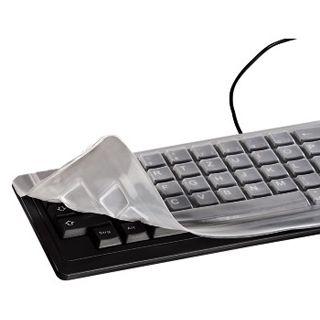 Hama Silikon Schutzfolie für Tastaturen (00053845)
