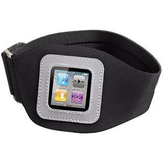 Hama Armbandtasche Marathon für iPod nano 6G, Neopren, Schwarz