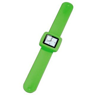 Hama Uhrenarmband Fancy Beat für iPod nano 6G, Grün