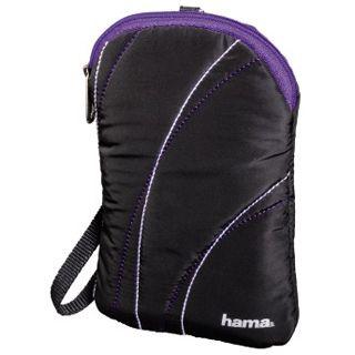 """Hama Soft Creme schwarz Tasche für 2,5"""" Festplatten (00095542)"""