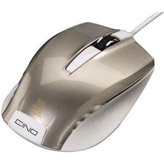 Hama Cino USB anthrazit/silber (kabelgebunden)