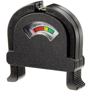 Hama Akku-/Batterie-Tester schwarz