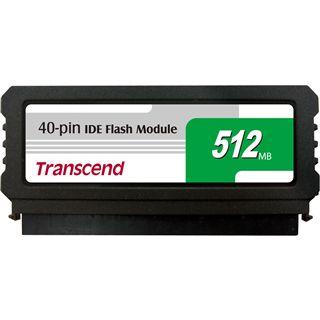 512MB Transcend IDE Flash Modul Module IDE 40-pin MLC asynchron