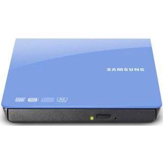 Samsung SE-208AB DVD-Writer USB 2.0 extern blau Retail