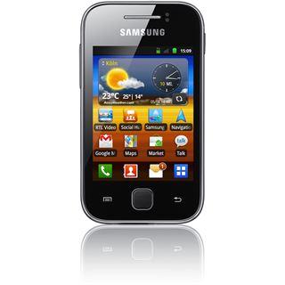 Samsung Galaxy Y S5360 150 MB grau