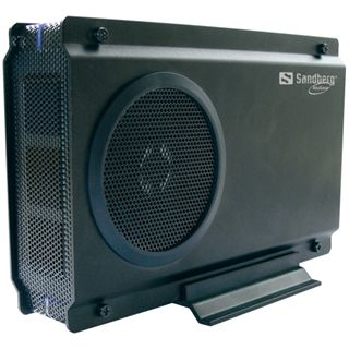 "Sandberg Multi Hard Disk Box 3.5 3.5"" (8,89cm) eSATA/USB 2.0"
