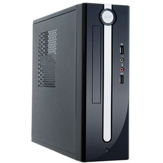 Chieftec Flyer FI-01B ITX Tower 200 Watt schwarz