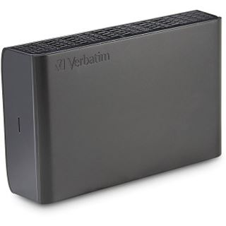 "2000GB Verbatim Store and Save 47672 3.5"" (8.9cm) USB 3.0 schwarz"