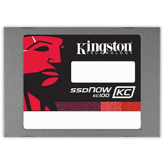 "480GB Kingston SSDNow KC100 2.5"" (6.4cm) SATA 6Gb/s MLC asynchron (SKC100S3/480G)"