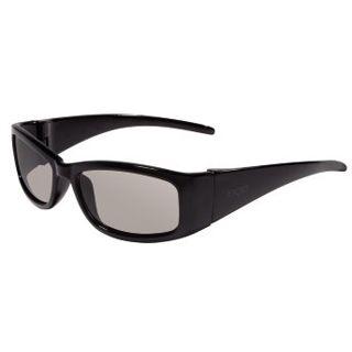 Hama EX3D Polfilterbrille, 1010 Schwarz