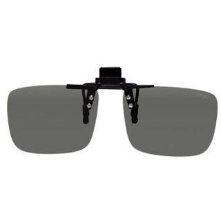 Hama EX3D Polfilterbrille, 1019 Brillenträger, eckig