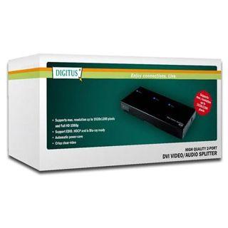 Digitus DS-41211 Splitter für DVI (DS-41211)
