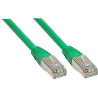 35.00m Good Connections Cat. 6 Patchkabel S/FTP PiMF RJ45 Stecker auf RJ45 Stecker Grün