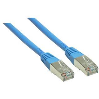 90.00m Good Connections Cat. 6 Patchkabel S/FTP PiMF RJ45 Stecker auf RJ45 Stecker Blau