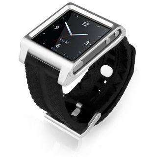 RaidSonic Icy Box Armband für iPod Nano aus Aluminium/Silikon