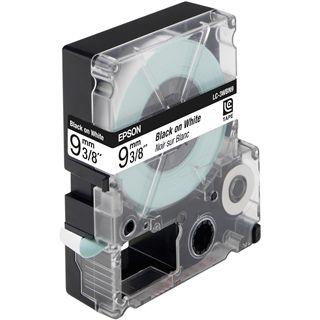Epson C53S624402 Tape 9mm - Schwarz auf Weiß