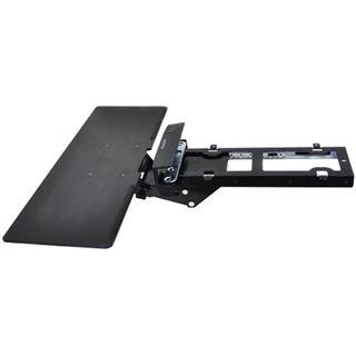 Ergotron Keyboardfach einziehbar schwarz