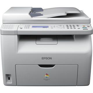 Epson AcuLaser CX17NF Farblaser Drucken/Scannen/Kopieren/Faxen