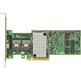 Intel Compact Eight-Port 8 Port Multi-Lane PCIe 2.0 x8 Low