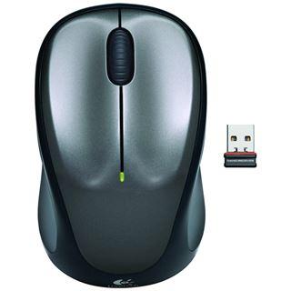 Logitech M235 USB silber (kabellos)