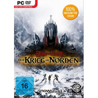 Der Herr der Ringe - Der Krieg im Norden D1 Version! (PC )