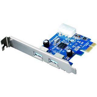 D-Link DUB-1310 2 Port PCIe x1 retail