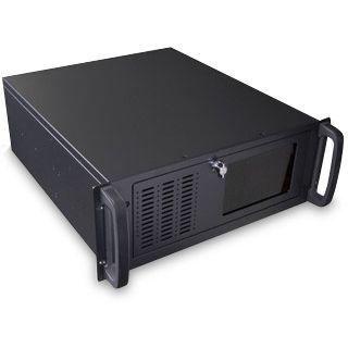 Equip Servergehäuse 4HE o. NT schwarz