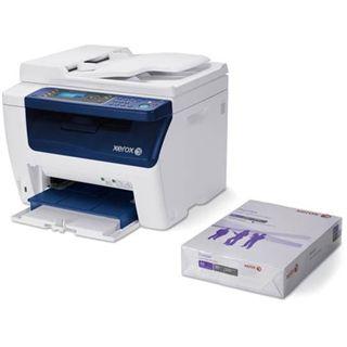 Xerox WorkCentre 6015VNI Farblaser Drucken/Scannen/Kopieren LAN/WLAN
