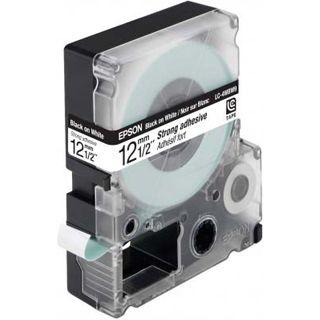 Epson LC-4WBW9 schwarz auf weiß Etikettenkassette (1 Rolle (1.2