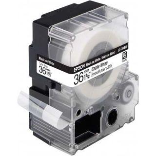 Epson LC-7WBC9 Bandetiketten 36mm