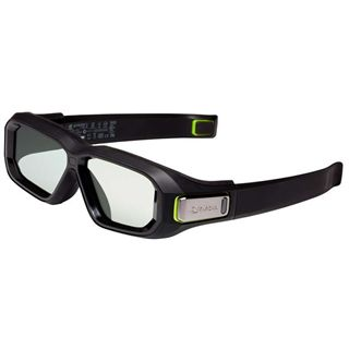 NVIDIA GeForce 3D Vision 2 Brille für GeForce GTX Grafikkarten (942-11431-0005-001)