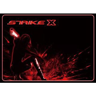AeroCool Strike-X Fury 352 mm x 255 mm schwarz/rot
