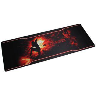 AeroCool Strike-X Super Pad 880 mm x 330 mm schwarz/rot
