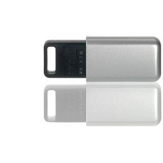 32 GB Freecom DataBar schwarz/silber USB 2.0