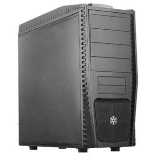 Silverstone Precision PS05 USB 3.0 Midi Tower ohne Netzteil schwarz